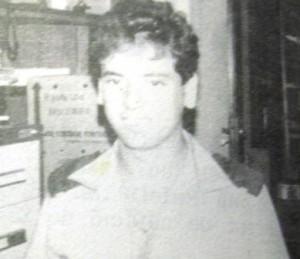 Monzon Canyelles, Miquel PINET, 1987