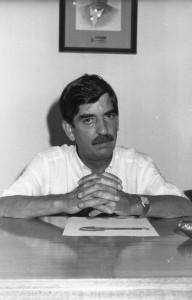 Toribio Cádiz, regidor (foto, Tolo Aguilar)