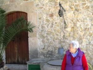 Na Maria Serra, de sa Botiga Nova, va néixer a Marratxinet
