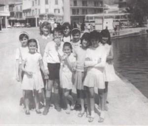 a Grup de PO Port de Pollença al·lots anys 60 (c)arxiu P.Tofol 030