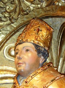 Sant Marçal. Detall.