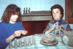 Amengual Ramis, Isabel de CAN BERNADÍ & Elionor Ramis XIC