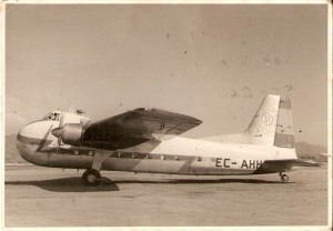 Bristol MR-2 ANITA