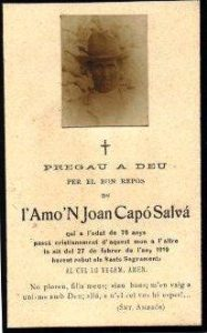Joan Capó, QUELET