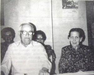 Copia de Famil Duran-Ramis, Josep D.Cabot i Catalina R.Bestar de sa FONT  Port 1987