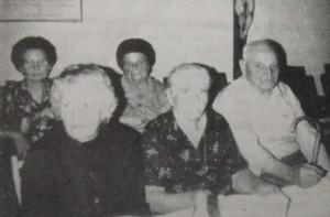 07a 1987 Magdalena Santandreu Ripoll, Magdalena TASAR, Margalida Cànovas Juan i Miquel Bibiloni Roig de ca ses COLOMES Port 1987