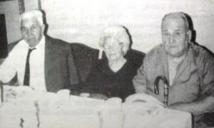 07a PO Homenatge 1987 Vicernç Serra Garau, Vicenç MIRA; Montserrada Canyelles CApó 6 Rafel Moll Bestard PINSO Port 1987