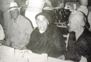 07a PO 1987 Francesc Creus Barrera, Francesc VIRO, sor Maria Angela, Apl·lònia Seguí Sureda POLONI Port 1987