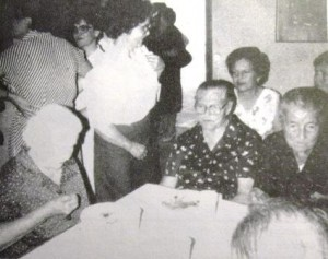 0PO Homenatge, 1987 Francesca Noguera Terrassa, Fca PARRUTA; Maria Garau Serra SEGUINA & Maria Pizà Ramis XICA Port 1987