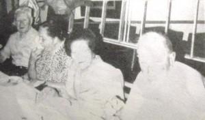 07a PO 1987 Gori CAnyelles CApó, Gori; Maria Amengual Serra VENT, Rosa A.S.VENT & Gabriel Marques CApella Port 1987