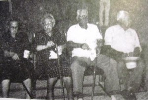 07a SC Ramis Sans, Antonina de can TONI; Fca Bestard Riutord VERMELLA, Antoni Bestard Bibiloni VERMELL, Bartomeu Oliver Rigo PA BLAN Port 1987