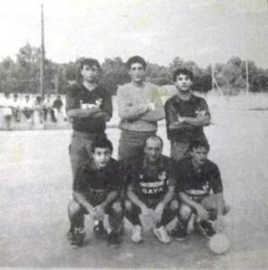 07m M futbol sala Ceràmiques Vidal  (foto, Pere CAlet)  Port 1987  Port 1987