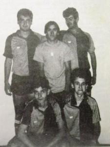 07m M futbol sala Diables vermells (foto, Pere CAlet)  Port 1987