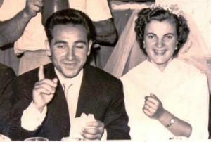 Isidre i Maria Apolonia 1957  FAP