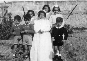 1944. 1era comunió
