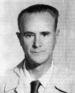Albert Castell l'any 1964