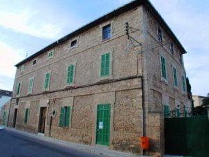 Convent de les Franciscanes, Pòrtol. El solar fou donat per Joan Santandreu.